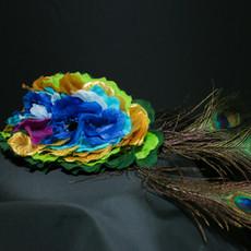 Peacock Petals