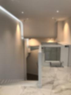 escalier_vue_haut_centre_dentaire_pyréné