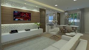 Living 3 dorm (1 suite)