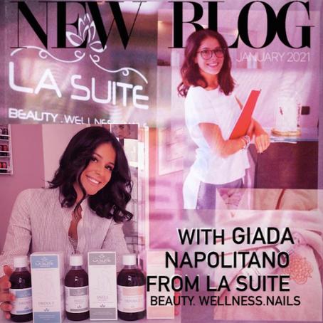 Una chiacchierata sulla bellezza con Giada Napolitano, titolare dell'istituto La Suite Beauty