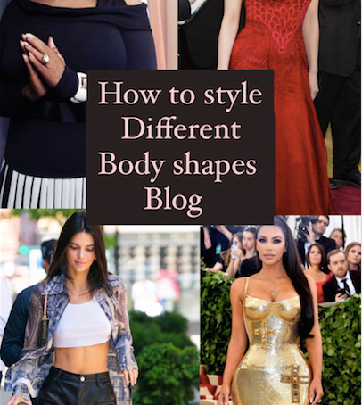 HOW TO STYLE YOUR BODY SHAPE