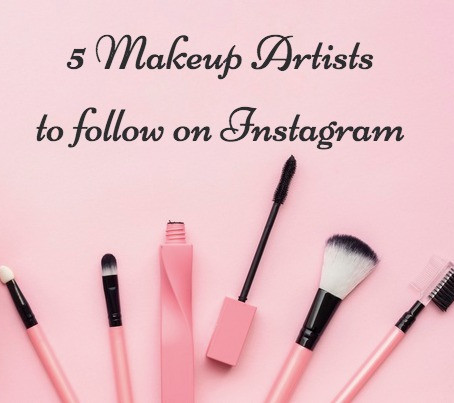 5 makeup artists you should be following on Instagram