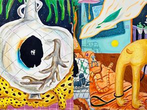 ARTISTS' FAIR KYOTO 2021/総勢43 組の国内外アーティストが手掛ける作品のご紹介