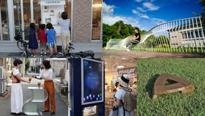 広島のフィールドに登場!街なかをピースにするデザイン5作品が発表「HIROSHIMA DESIGN CHALLENGE 2021」