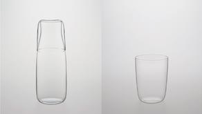[WORK]日本初上陸、台湾から発信する世界の定番を目指した、深澤直人デザインの日常使いのテーブルウェア / TG glass
