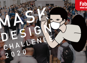 [WORK]世界共通課題をクリエイティブの力でどう解決する? 24カ国から集まったマスクデザインチャレンジ / Mask Design Challenge 2020