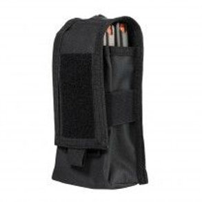 VISM® by NcSTAR® 2 AR/AK MAGAZINES OR RADIO POUCH/ BLACK