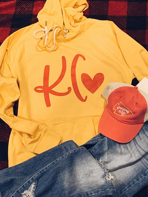 KC Love French Terry Hoodie