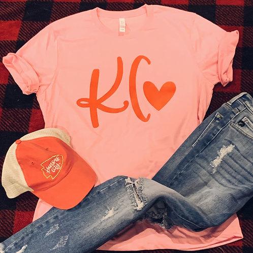 KC Love Tee