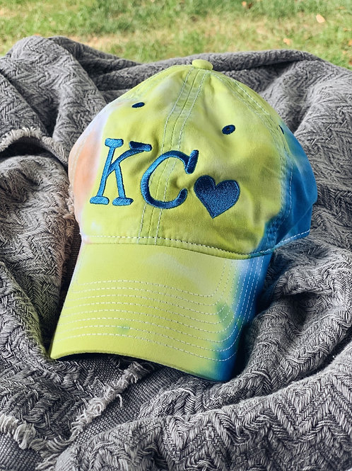 Tie Dye KC Hat