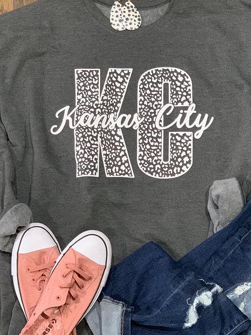 Kansas City Cheetah Sweatshirt