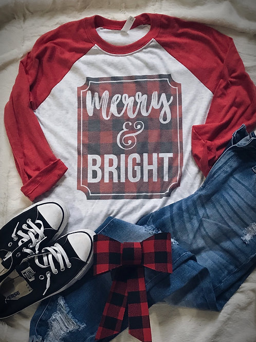 Merry and Bright (Plaid)