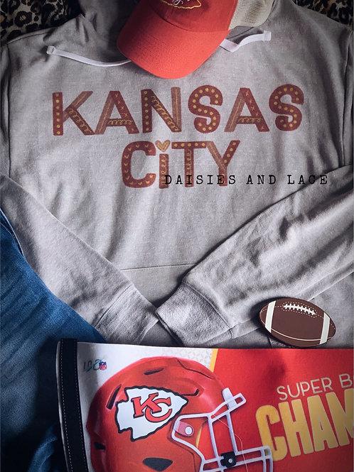 Kansas City Doodle Letters