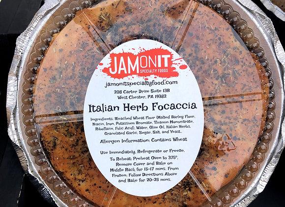 Italian Herb Focaccia