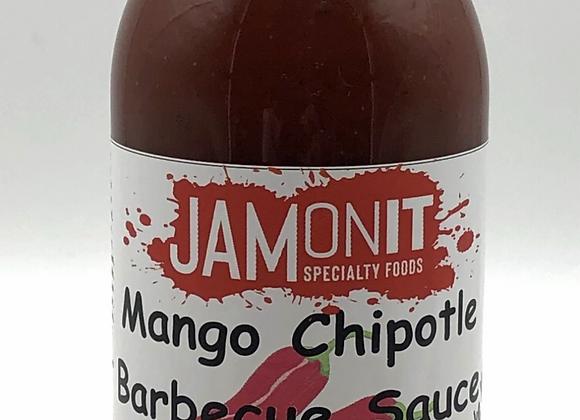 Mango Chipotle Barbecue Sauce