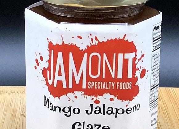 Mango Jalapeno Glaze