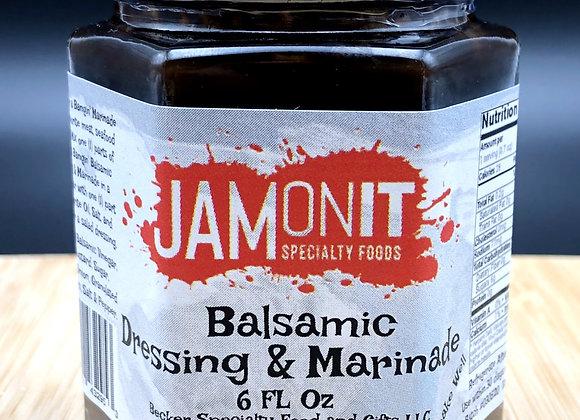 Bangin' Balsamic Dressing & Marinade