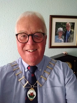 Gareth Phillips - President of the Norwich Welsh Society