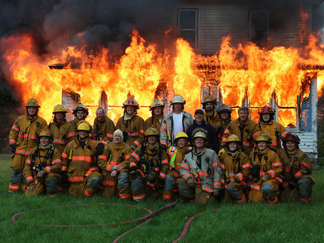 Cokato Firefighters Honored in Cokato Museum's New Exhibit and Movie