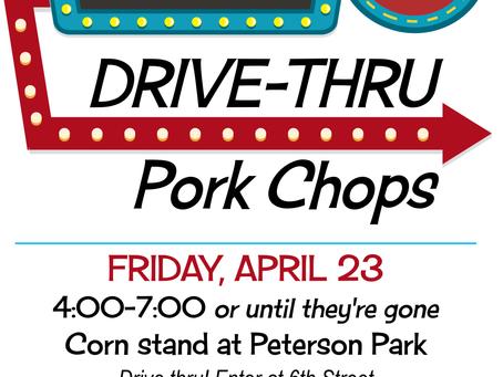 Lions Pork Chop Drive-Thru