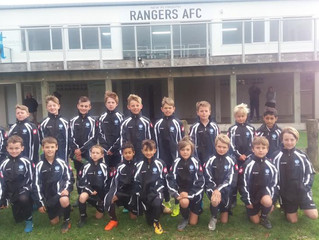 Rangers academy builds on its success