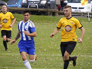 Bottom beats top as New Plymouth Rangers flop