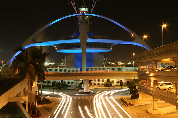 The Encounter restaurant at Los Angeles