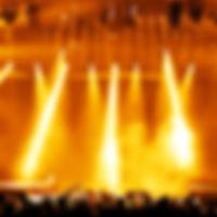 Multitud de conciertos