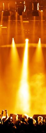 Concerts & Festival Lighting