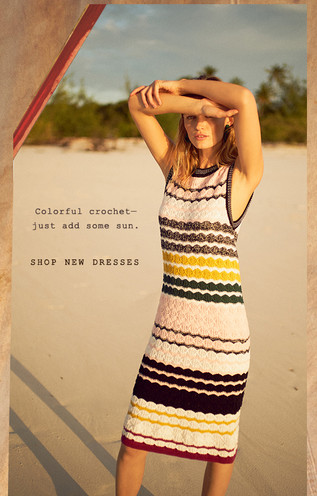 Anthropologie fashion production on the