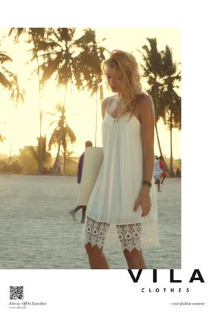 Villa Clothes ad. Photographer Henrik Ad
