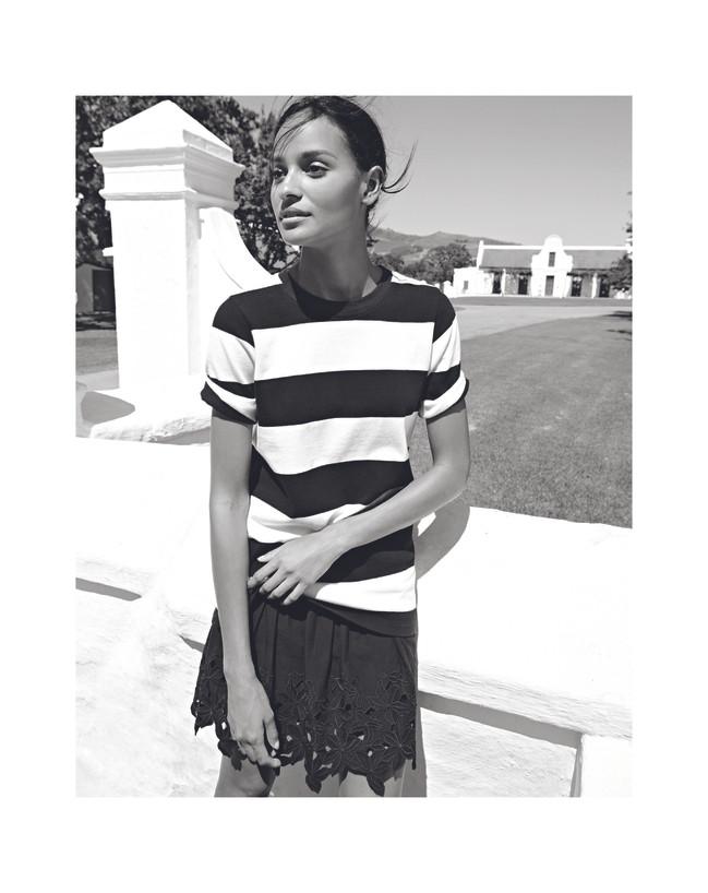 J Crew fashion production Cape Town. Str