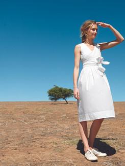 J Crew fashion production Cape Town. Dre
