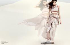 Numero Paris Magazine campaign. Photogra