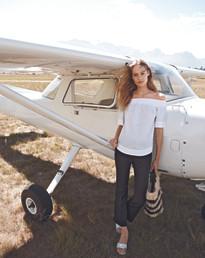 J Crew fashion production Cape Town aero