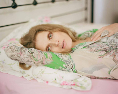 Vogue Nippon productions on the La reuni