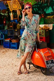 Truworths Tropical Summer Fashion Produc