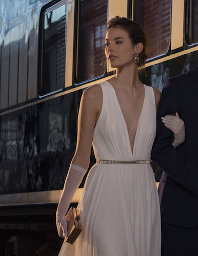 BHLDN_Photography_Production_Wedding_Dress_Gold_Belt_Gloves_Johannesburg_Rovos_Rail_Train_Kent_&_Co_Productions_Photographer_Hans_Neumann