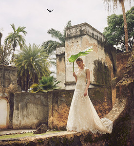 BHLDN_Wedding_Dress_Zanzibar_Ruin__Photography_Whispers_and_Echoes_Photographer_Alistair_Taylor_Young_Produced_By_Kent_&_Co_Productions
