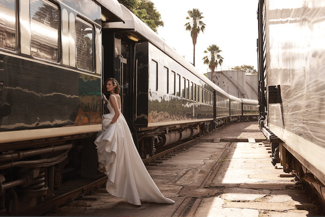 BHLDN_Photography_Shoot_Wedding_Dress_Johannesburg_Rovos_Rail_Train_Kent_&_Co_Productions_Photographer_Hans_Neumann