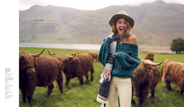 ANTHROPOLOGIE 2017 Winter Fashion Catalo