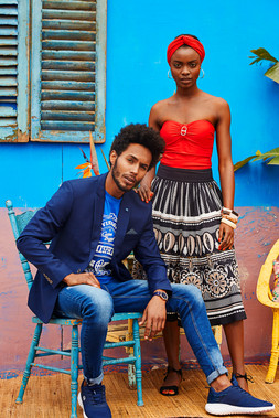Truworths Men and Women Fashion Produced