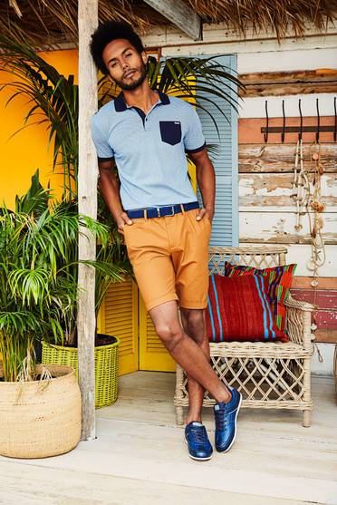 Truworths Men Fashion Shoot Produced in
