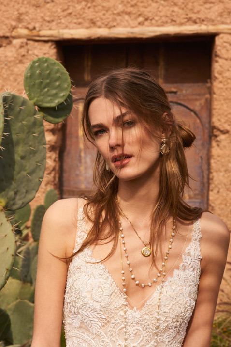 BHLDN_Morocco wedding catalogue. Necklac