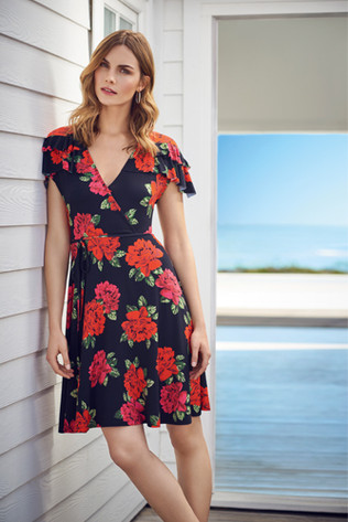 Dorothy Perkins Rose Dress Fashion Campa