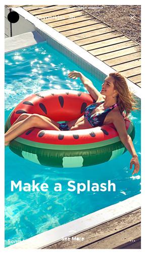 Dorothy Perkins Make a Splash - Let's Go