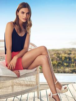 Dorothy Perkins Summer Fashion Campaign