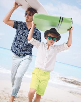 J Crew fashion production Cape Town surf