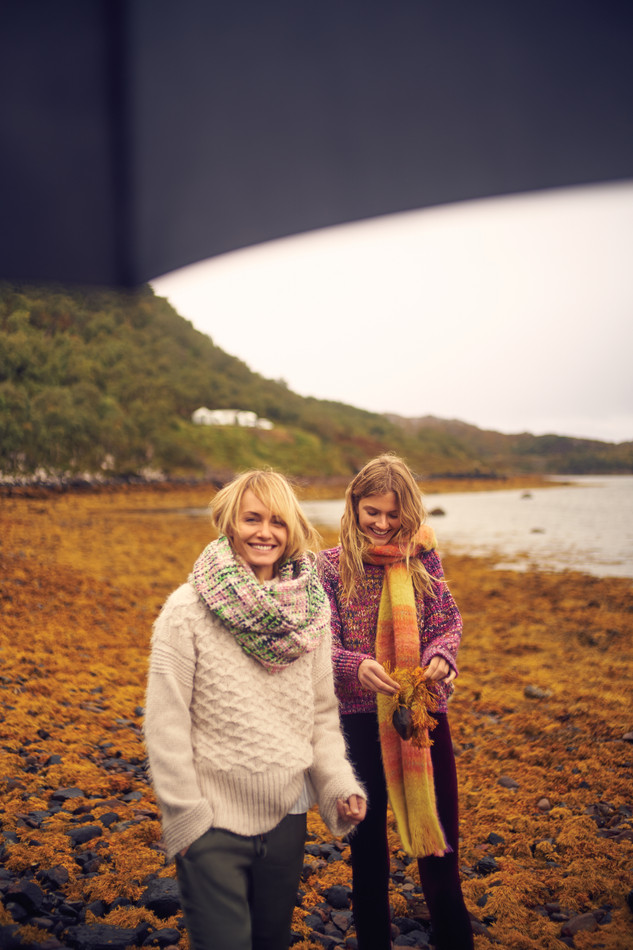 ANTHROPOLOGIE production in Scotland_Sco