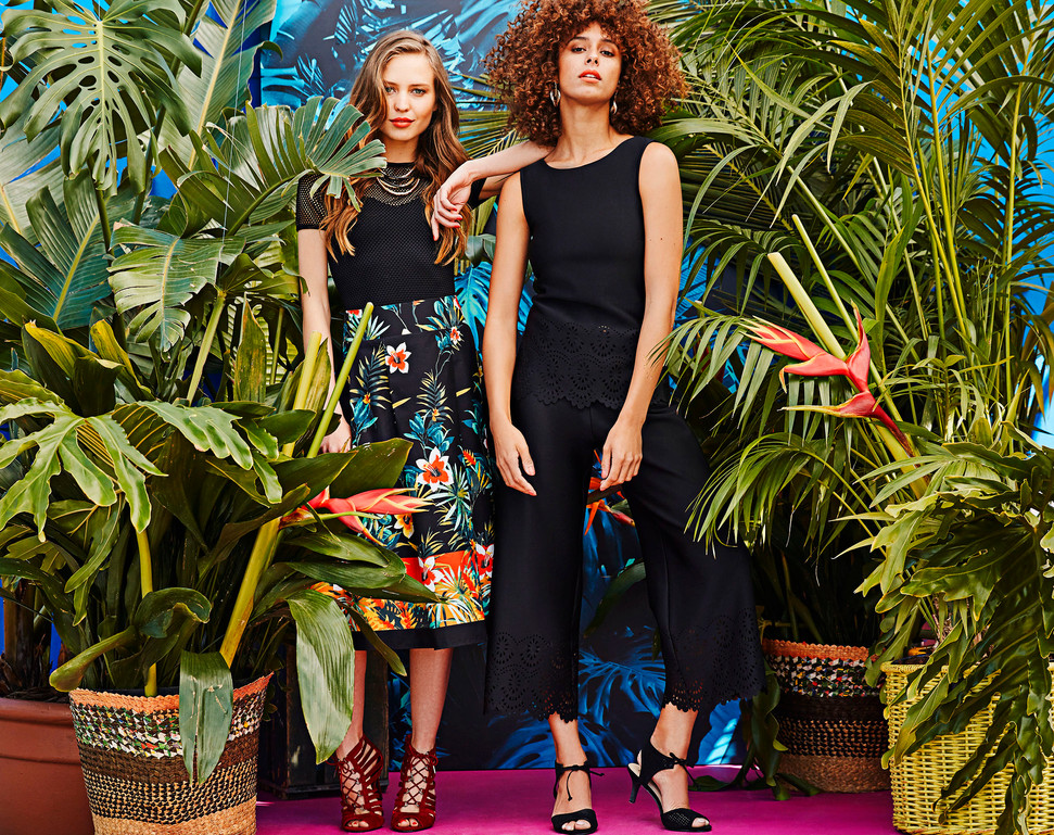Truworths Summer Fashion Production in C